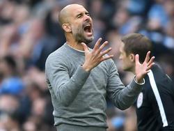 Pep Guardiola und Manchester City droht Ungemach