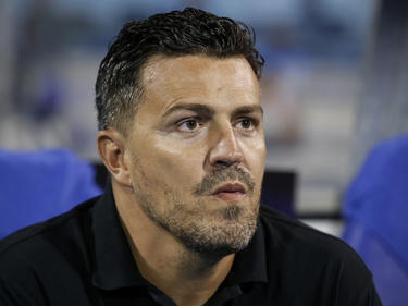Óscar García en una imagen de archivo del año pasado. (Foto: Getty)