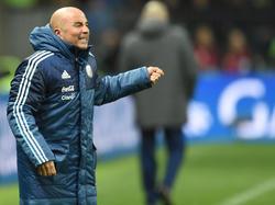 Argentiniens Trainer kritisiert den Spielstil des DFB-Teams