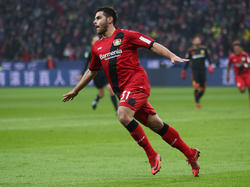 Kevin Volland ist von der Stärke der Bundesliga weiterhin überzeugt