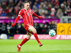 Franck Ribéry ist immer noch einer der Führungsspieler des FCBayern München