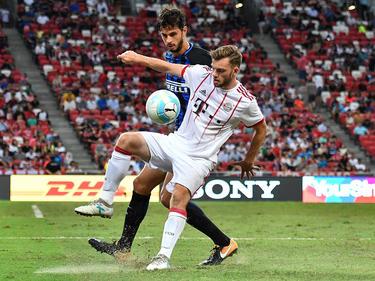 Niklas Dorsch will den FC Bayern offenbar verlassen