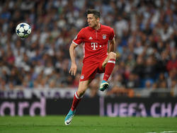 Robert Lewandowski soll einen Wechsel zu Real Madrid in Betracht ziehen