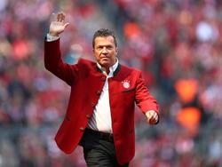 Lothar Matthäus gewann als Spieler mit dem FC Bayern München sieben Meistertitel