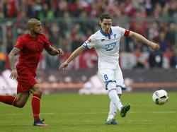 Schenkt Hoffenheims Rudy (r.) der TSG einen Sieg gegen seinen baldigen Klub?