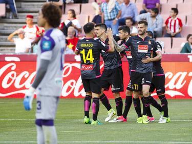 Ochoa es el portero más goleado en la historia de Primera División. (Foto: Getty)