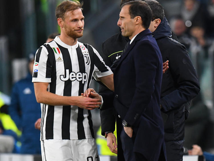 Benedikt Höwedes erlebt bei Juventus eine Horror-Saison