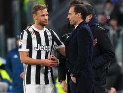 Benedikt Höwedes wird Juventus Turin erneut fehlen