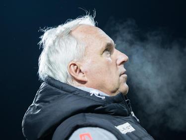 Peter Vollmann ist seit 2015 Trainer beim VfR Aalen