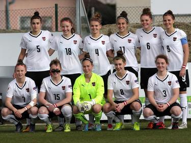 Das ÖFB-U17-Frauenteam gewinnt zum Auftakt der EM-Qualifikation klar