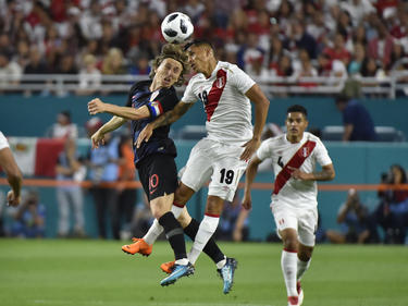 Perus Nationalmannschaft hat Kroatiens Elf einen Fehlstart ins WM-Jahr beschert