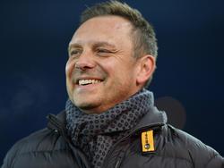 André Breitenreiter will mit Hannover gegen die Bayern etwas reißen