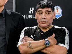 Maradona sigue levantando polvareda con cada declaración. (Foto: Getty)