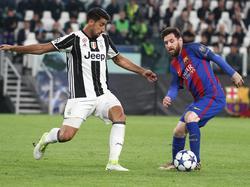 Khedira (l.) warnt vor Rückspiel gegen Barcelona