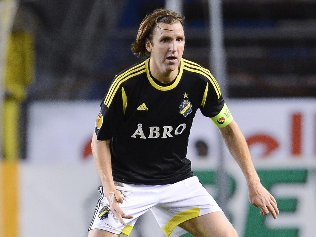 Nils-Eric Johansson stand in jungen Jahren für den FC Bayern und den 1. FC Nürnberg auf dem Rasen