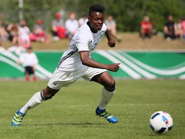 Bote Baku traf für die DFB-Junioren zum 3:0