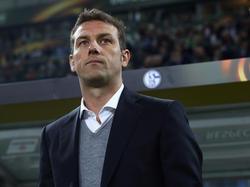 Der FCSchalke 04 widerspricht seinem ehemaligen Trainer Markus Weinzierl