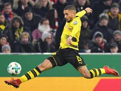 Wechselt BVB-Verteidiger Jeremy Toljan zum VfB Stuttgarrt