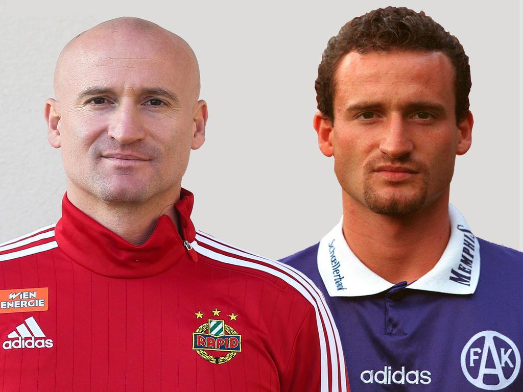 2017 Chefcoach bei Rapid, 1994 Talent im Angriff der Austria