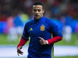 Thiago steht als einziger Spieler aus der Bundesliga im Aufgebot der spanischen Nationalmannschaft