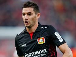 Hoffnungsträger in Leverkusen: Lucas Alario