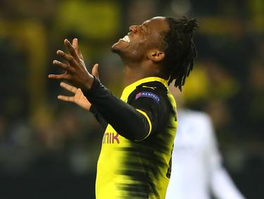Michy Batshuayi erzielte zwei Tore für Borussia Dortumd