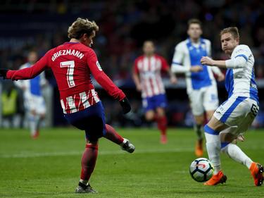 El Atlético es máximo candidato al título en la Europa League. (Foto: Getty)