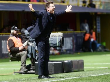 Eusebio Di Francesco hat die Roma ins Halbfinale der Champions League geführt