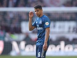 Geht mit dem HSV in die 2. Bundesliga: Douglas Santos