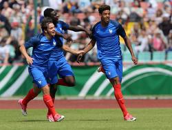 Willem Geubbels (r.) wechselt von Olympique Lyon zum AS Monaco