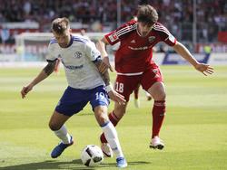 Für Schalke reichte es am Ende nicht zum Sieg