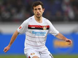 Admir Mehmedi hat langfristig beim VfL Wolfsburg unterzeichnet