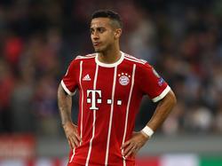 Steht Thiago in München vor dem Aus?