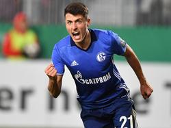 Schöpf brennt auf seinen ersten Saisoneinsatz für Schalke