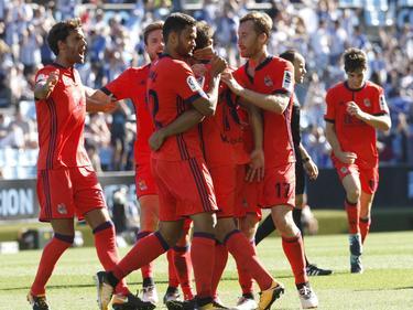 La Real Sociedad vuelve a competiciones europeas. (Foto: Imago)