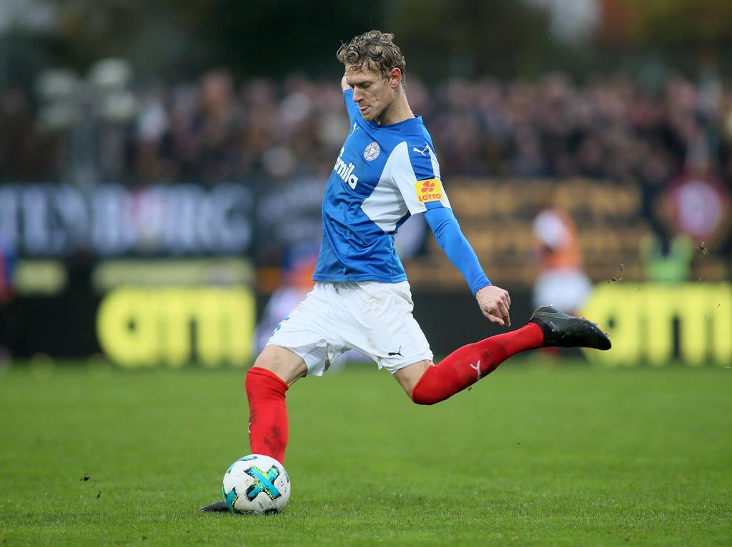 Johannes van den Bergh bleibt bei Holstein Kiel