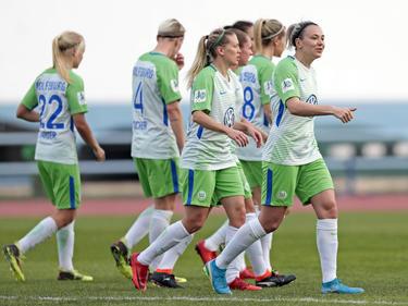 Die VfL Wolfsburg geht selbstbewusst ins Duell mit Chelsea