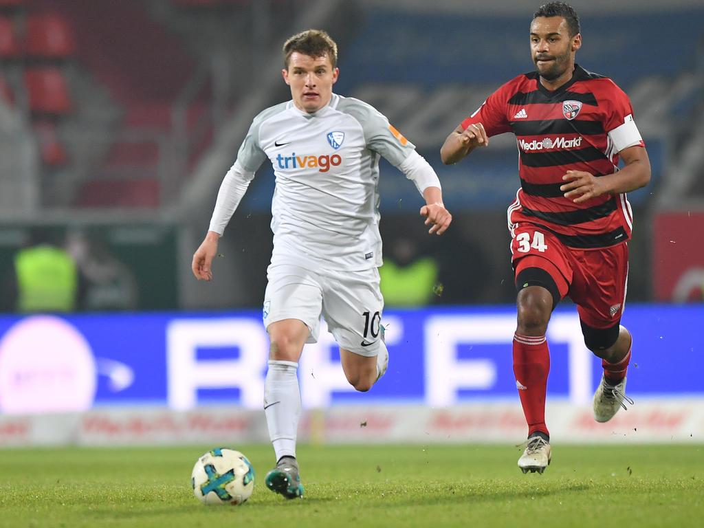 Trägt weiter das Trikot des VfL Bochum: Thomas Eisfeld