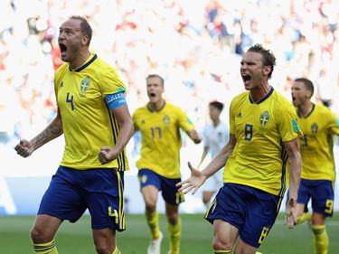 Die Schweden gehen sehr selbstbewusst ins Spiel gegen den DFB