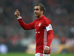 Die Niederlagen gegen Real und Dortmund ändern nichts: Philipp Lahm hört auf