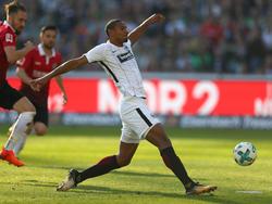 Sébastien Haller ist der Shootingstar bei der Eintracht