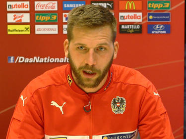 Guido Burgstaller feiert ein Comeback im ÖFB-Team