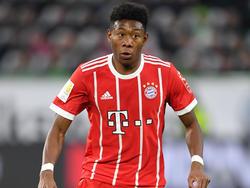 David Alaba zählt beim FC Bayern zu den festen Größen