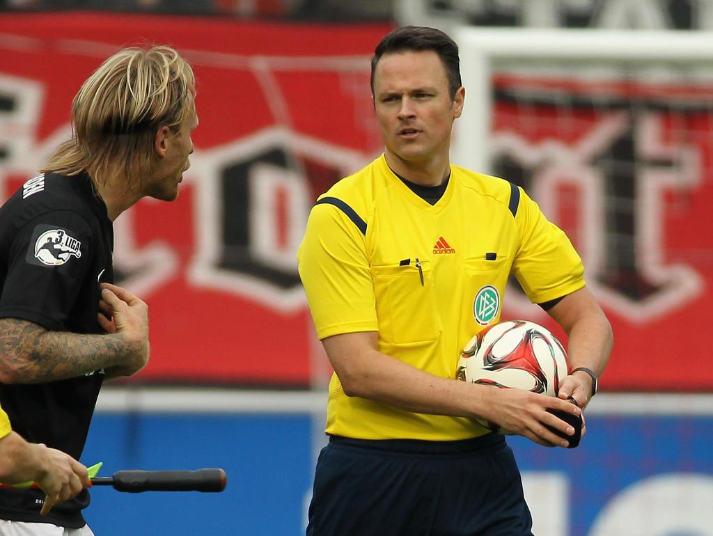 Malte Dittrich klagt gegen den DFB