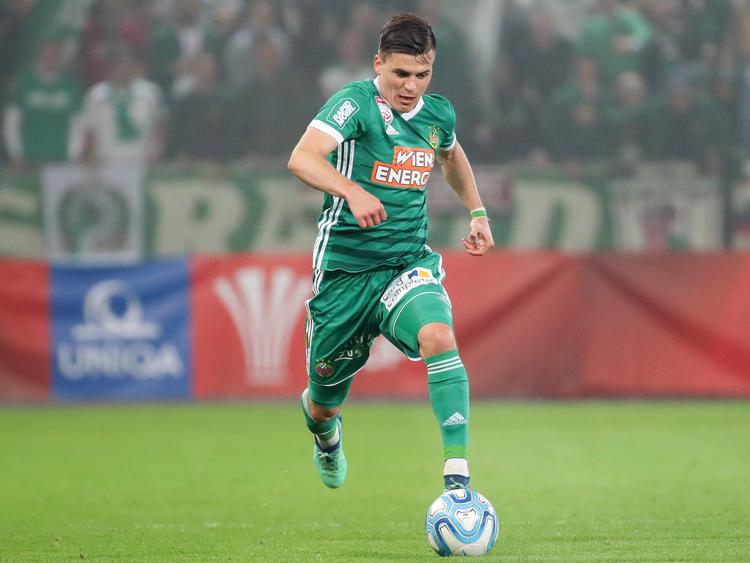 Thomas Murg ist aus der Mannschaft von Goran Djuricin momentan nicht wegzudenken