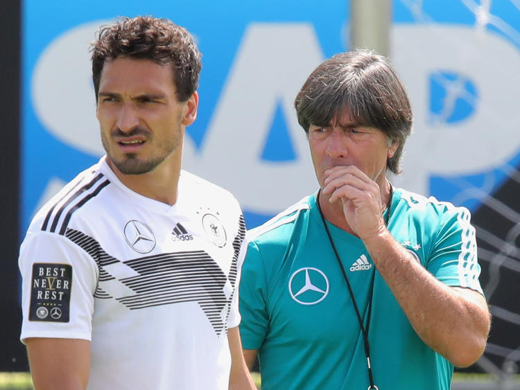 Mats Hummels fehlt der deutschen Fußball-Nationalmannschaft gegen Schweden