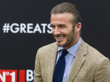 David Beckham wirbt jetzt auch für Kosmetik