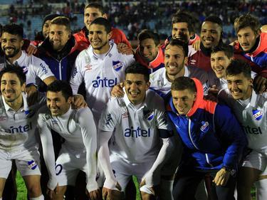 Nacional es el nuevo campeón en Uruguay. (Foto: Imago)