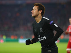 Hat bei PSG noch einen Vertrag bis 2022: Neymar