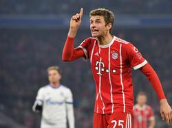 Kann sich einen neuen Spielmodus in der Fußball-Bundesliga vorstellen: Thomas Müller